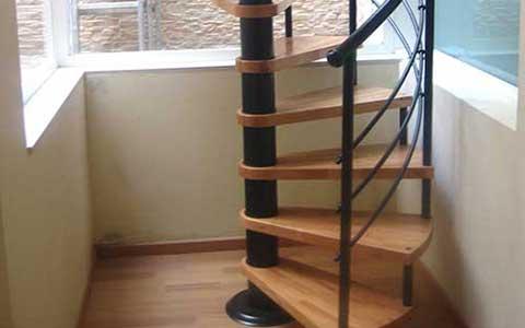Escaleras a medida zona oeste zona norte pilar moreno - Precio escalera caracol ...