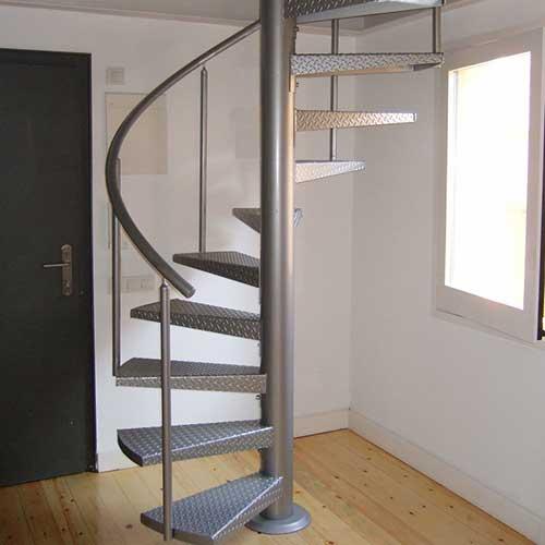 escaleras caracol clsica