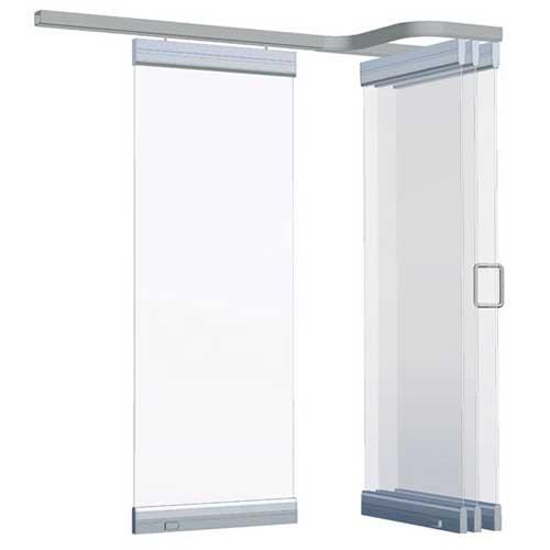 Puertas apilables de vidrio zona oeste zona norte pilar - Fabrica de puertas plegables ...
